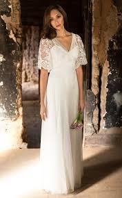 Boho Vintage Wedding Dress By MartinMcCreaCouture