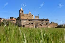 100 Ampurdan Village Of Madremanya In The Girona ProvinceCatalonia