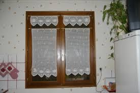rideau de cuisine en rideaux au crochet pour la cuisine tutoriel gratuit le de