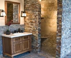 the copper rust slate collection rustic bathroom minneapolis