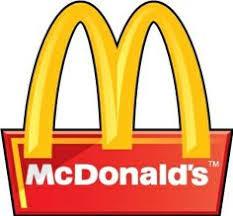 Mcdonalds Fast Food Logo