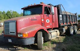 1995 International 9200 Dump Truck | Item K1970 | SOLD! Octo...