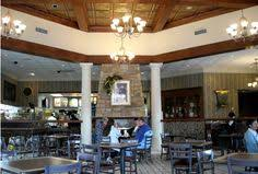 Picture Of The Biltmore Village McDonalds Grand Dining Room With A Copper Ceiling