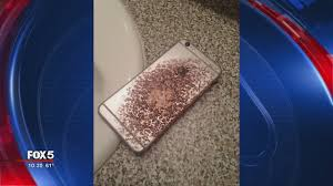 Man Says iPhone Caught Fire Story