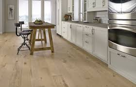 LOOK EXAMPLE WITH CHERRY TRIM GREY COLOR Lancaster Oak Has A Rustic Look With Light Beige Color And Grain This Features An Ultra Wide