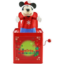 Mickey Mouse Clubhouse Ceiling Fan by 10 63 In Jack In The Box Mickey Mouse 39072 The Home Depot