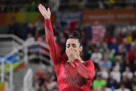 Aly Raisman Floor Routine Olympics 2016 by Top Boston Sports Stories Of 2016 Cbs Boston