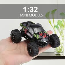 100 Ebay Rc Truck Details About 132 2WD Scale Mini Remote Control OffRoad Car RC Car Rechargeable