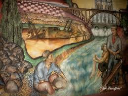 paris parfait the coit tower murals 1930s san francisco