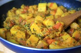 cuisiner courge butternut curry de courge butternut potiron et macaron