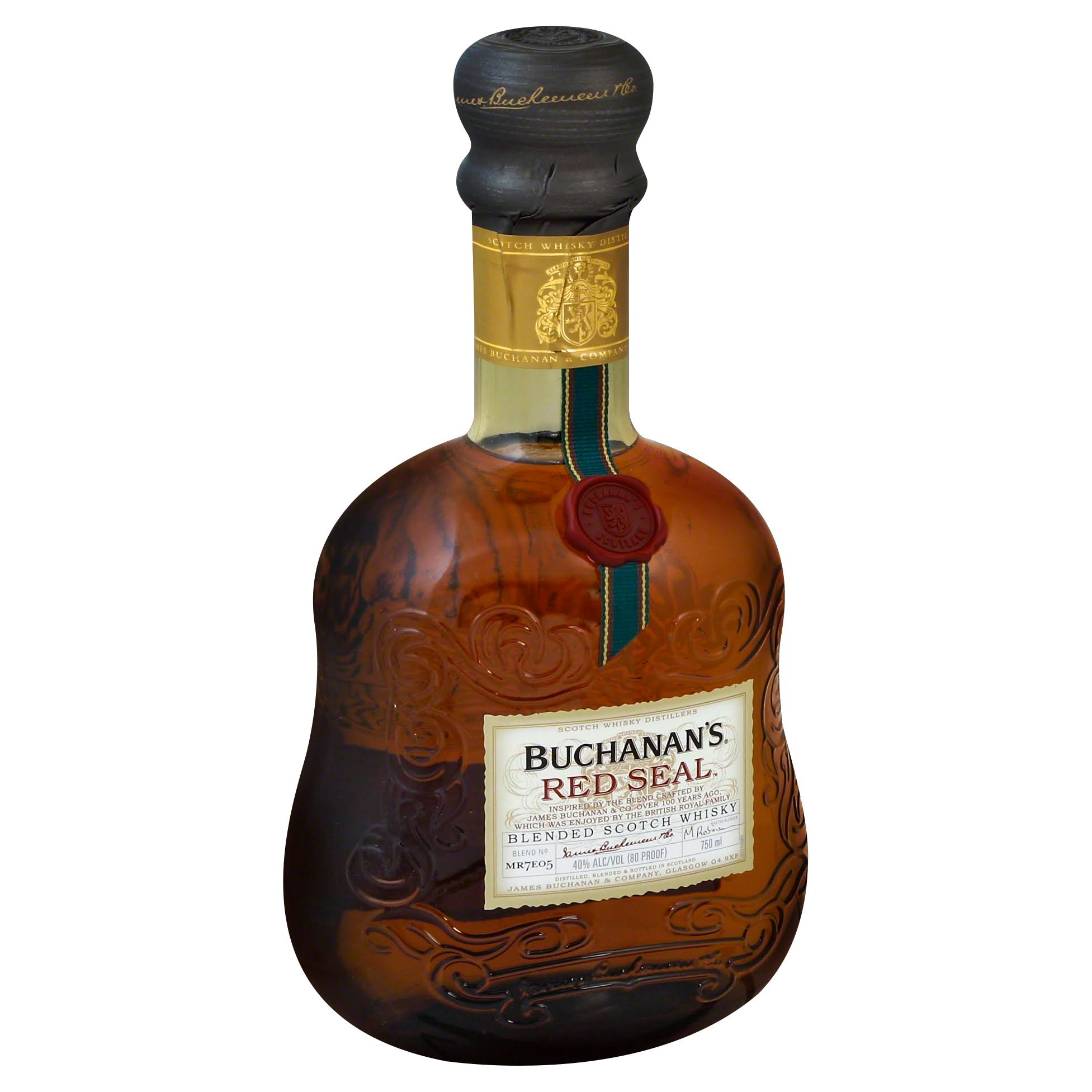 Buchanan's Red Seal Blended Scotch Whisky - 750ml