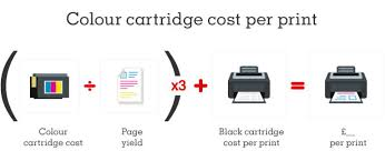 Staples Color Printing Cost Per Page Print Funycoloring