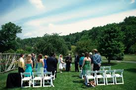 Fabulous Intimate Outdoor Wedding Venues Real Weddings Rebecca And