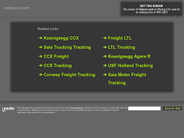 100 Saia Trucking Tracking RELACCX Competitors Revenue And Employees Owler Company Profile