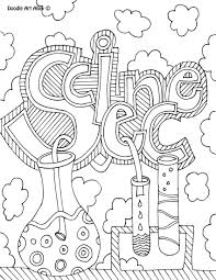 Coloring Book Doodle Art Alley