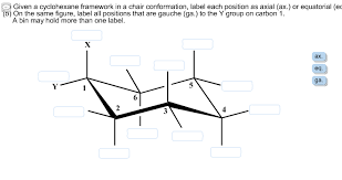 Chair Conformations In Equilibrium by Chemistry Archive October 20 2012 Chegg Com