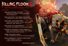 Killing Floor Wiki Zeds by Winter Heats Up In Killing Floor 2 With Tropical Bash Content Pack