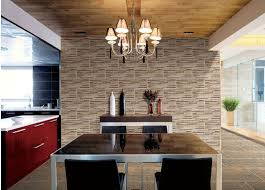 porcelain tiles 3d inkjet widely use for outdoor wall decoration