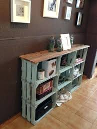 Wood Crates Ideas Ways To Decorate
