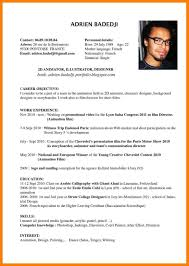 Example Resume Cv Profile Examples For Students Sample Free Resumes Simple Of