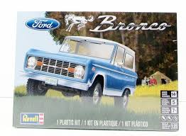 Revell Ford Bronco 1/25 85-4320 New Truck Model Kit | Shore Line Hobby 1969 Ford Bronco Half Cab Jared Letos Daily Driver Is A With Flames On It Spied 2019 Ranger And 20 Mule Questions Do You Still Check Trans Fluid With Truck In Year Make Model 196677 Hemmings 1966 Service Pickup T48 Anaheim 2016 Indy U101 Truck Gallery Us Mags 1978 Xlt Custom History Of The Bronco 1985 164 Scale Custom Lifted Ford