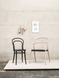 Thonet Bentwood Chair Cane Seat by Michael Thonet 14 Era Chair With Cane Seat