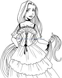 To Print Baby Disney Princess Coloring Pages 46 On Download With