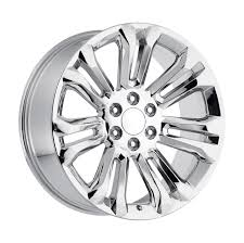 100 Chevy Truck Wheels For Sale 22 Chrome 2015 GMC 1500 Sierra Tahoe CK159 Silverado