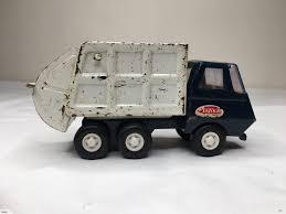 RARE VINTAGE Tonka Sanitation Truck Garbage Pressed Steel | Trade Me