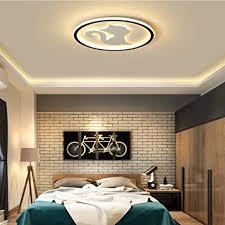 led deckenle katze schlafzimmer wohnzimmer