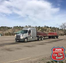 100 Roehl Trucking Jake Jennerman Caught This Shot On His Transport