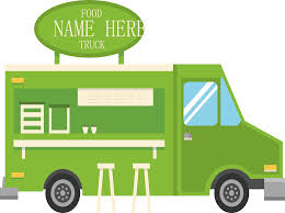 100 Green Food Truck Car Background 33862526 Transprent Png Free Download Car