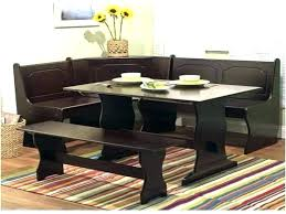 Booth Style Dining Tables Table Corner