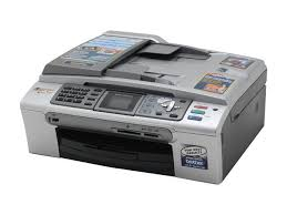 Brother MFC Series 465cn Up To 30 Ppm Black Print Speed InkJet