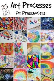 25 Easy Awesome Art Projects For Toddlers And Preschoolers