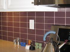 purple subway tile purple purple tile and subway