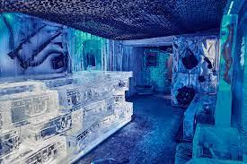 102 Hotel Kube Ice Bar Paris Menu Reviews Xceed