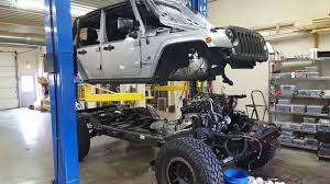 100 Jeep Wrangler Truck Conversion Kit JK Hemi