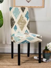 Cheap Geometric Pattern Stretchy Chair Cover 1pc For Sale Australia ... Stretchy Chair Covers Best Home Decoration Btsky New High Back Office For Computer Subrtex Square Knit Stretch Ding Room 4pcs Cover Elastic Trade Me 160gsm Gold Spandex Banquet Tablecloths Floral Sure Fit Wing Slipcovers Of White Wingback Chair Black Your Inc Geometric Pattern Upholstery Easyfit Carolwrightgiftscom Red