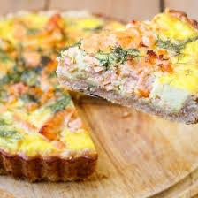 cuisiner une quiche recette quiche au saumon frais