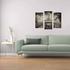 dreiteiliges wandbild 3 teilig acrylglasbilder acryl