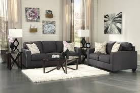 Ashley Levon Charcoal Sofa Sleeper by 100 Levon Charcoal Queen Sofa Sleeper Mackenzie Silverpine