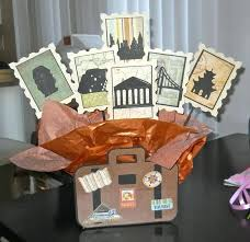 Travel Themed Decorating Image Of Ideas For Retirement Party Decorations Decoration