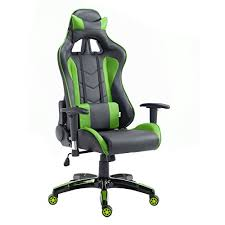 Reclining Gaming Chair With Footrest by Low Price Giantex High Back Executive Racing Reclining Gaming