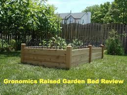 gronomics raised garden beds gave us back our garden infobarrel