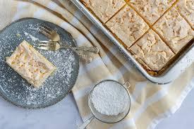 tränchenkuchen vom blech rezept für käsekuchen mit baiser
