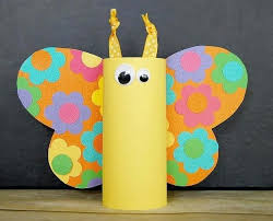 Fun Easy Crafts To Do At Home With Paper Ideas For Your Kids Make