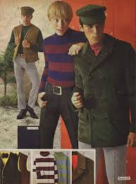 Boys London Look Mod Style 1966