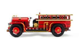 100 Lego Fire Truck Video Antique Engine Inspired By Early 1900s Fire Engines And