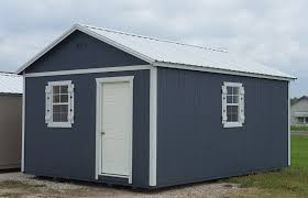 Loafing Shed Kits Texas by Storage Sheds Barns Cabin Shells Portable Buildings